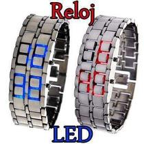 Lote 10 Relojes Iron Samurai Led Watch Inlcuye Envio Gratis!