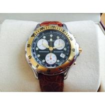 Burett Chrono Swis Sport Nuevo. Omega, Cartier, Rolex. Wow *