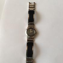 Reloj Swatch Para Dama Con Estencible De Brazalete