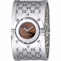 Gucci Twirl Brazalete Se Convierte Reloj Ya112401 Diego Vez