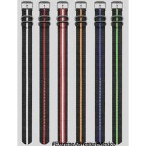Extensible Luminox Tipo Nato Regimental Stripes G10