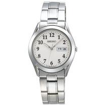 Reloj Seiko Wsk1438 Plateado Femenino