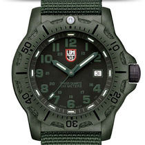 Luminox Land Black Ops Reloj Verd A.8817 Green Out Diego Vez