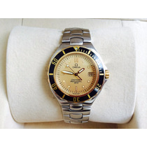 Omega Seamaster Professional Diver 200mts. Acero Oro 14k Wow