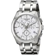Nuevo, Reloj Tissot Couturier, Acero Y Zafiro.