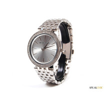 Reloj Michael Kors Darci Con Cristales Mod: Mk3190