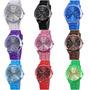 Lote De 10 Relojes Geneva Advance Nuevo Modelo!