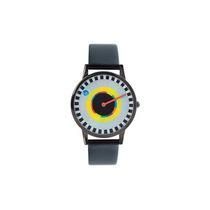 Reloj De Mano Sprocker Diseñado Por Milton Glaser Aluminio