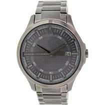 Reloj Armani Exchange Ax2135 Plateado