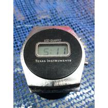 Reloj Texas Instruments Lcd 70s