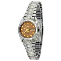 Reloj Orient Plateado Femenino