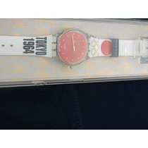Swatch De Coleccion Automatico Musical!!!