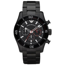 Reloj Emporio Armani Acero Inoxidable Negro Ar5931 Garantia