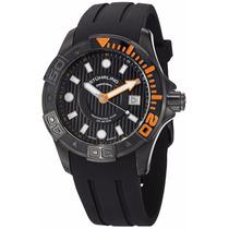 Reloj Stuhrling Original 718.04 Aquadiver Manta Ray Buceo