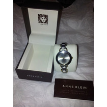 Reloj Color Plata Anne Kein