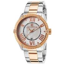 Reloj Lapidus Plateado