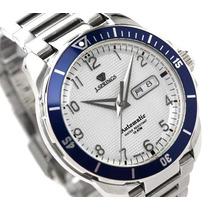 Reloj J Springs Beb074 Automático 21 Joyas Día Y Fecha Wr100