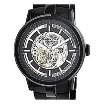 Reloj Kenneth Cole Automatico Skeleton Modelo Kc3981