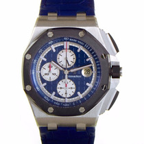 Reloj Audemars Piguet Royal Oak Offshore Blue Envio Gratis