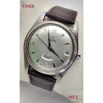 Reloj Elgin Automático Suizo Caja Acero 36mm F 4006n Vintage