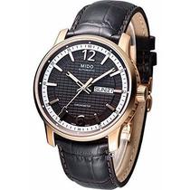 Reloj Mido Great Wall Automático Oro Rosado M0196313629700