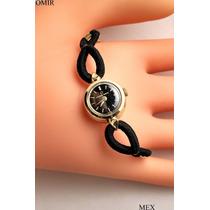 Reloj Eternamatic Golden Heart Chapa Oro Rotor 23k Vintage