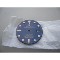 Caratula Azul Para Rolex Submariner