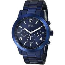 Reloj Guess U0123g3 Azul