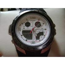 Bonito Reloj Citizen Promaster Sensor Termómetro. 10 Atm