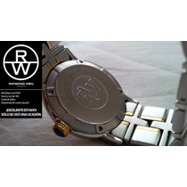 Reloj Raymond Weil Parsifal Oro 18k Zafiro Caballero