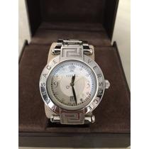 Reloj Versace Original Garantizado, Con Diamantes.