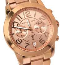 Reloj Michael Kors Mercer Chronograph Rose Gold 5727