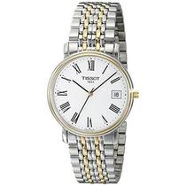 T Deseo T-classic Reloj Bicolor Hombres Tissot