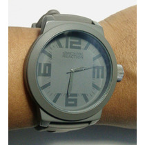 Keneth Cole Reaction Padrísimo Reloj Analógico 53 Mm Gris