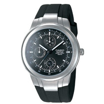 Reloj Casio Edifice Ef305 Caucho 100% Original
