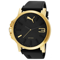 Puma Ultrasize Gold 50mm Diametro Dorado C Relojes Diego Vez