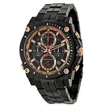 Impresionante Reloj Bulova 98b182 Autentico Seiko Tissot Esq