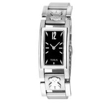 Reloj Tous Original 100% Modelo Plate 351190