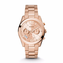 Perfect Boyfriend Multifunction Rose-tone Stainless Steel