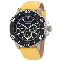 Reloj Nautica Caballero N17604g 100% Original