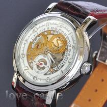 Elegante Reloj 100% Original Soki Automático Con Fechador