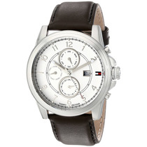 Reloj Tommy Hilfiger 1710294 Piel Envio Gratis