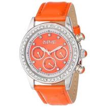 Reloj August Steiner As8018or Naranja
