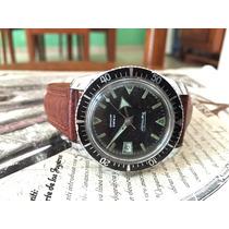 Antiguo Reloj Buzo Termidor 17 Rubíes Raro Coleccion