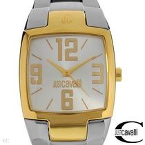 Reloj Roberto Cavalli Italiano Para Hombre Acero Inoxi Sp0
