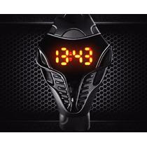 Reloj X-men Led Retro Digital Binario Moderno 2015 Luz