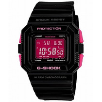 Reloj Casio G Shock G-5500b-1 Tough Solar Unisex Pm0