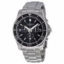 Reloj Victorinox Maverick Cronógrafo Negro 241695