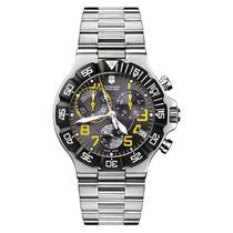 Reloj Victorinox Summit Xlt Cronógrafo Gris 241409