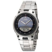 Reloj Casio Aw80 D2aves Databank Illuminator Analogo Digital